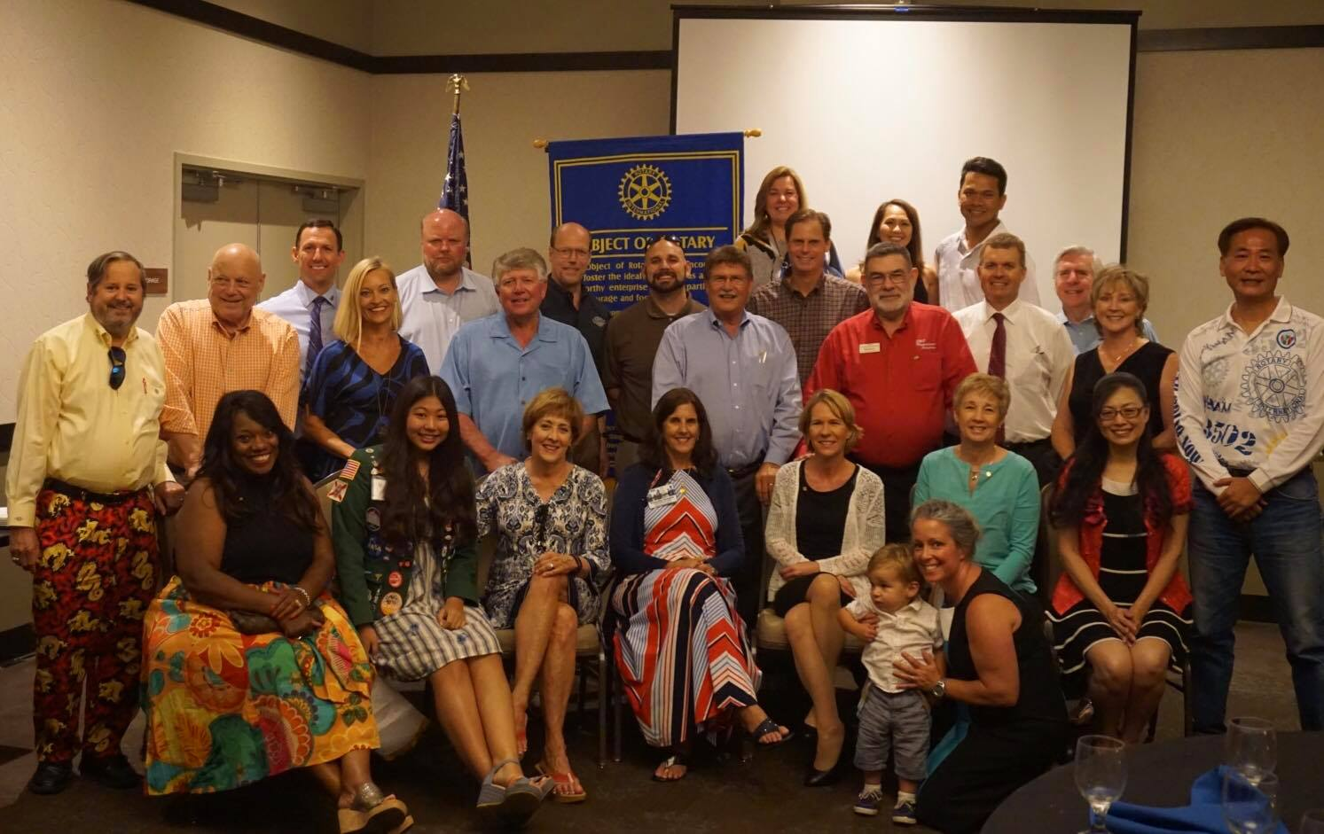 Rotary Club of Southpoint 2018 Photo